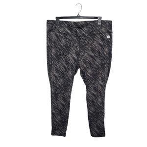 NWOT RBX work gray legging 3X